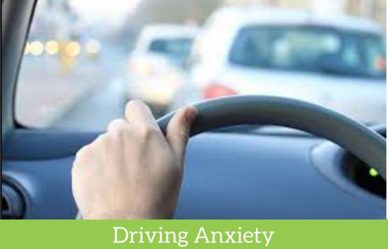 driving anxiety