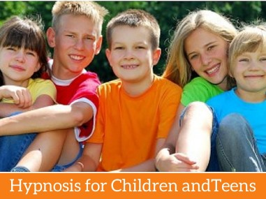 hypnosis children teens